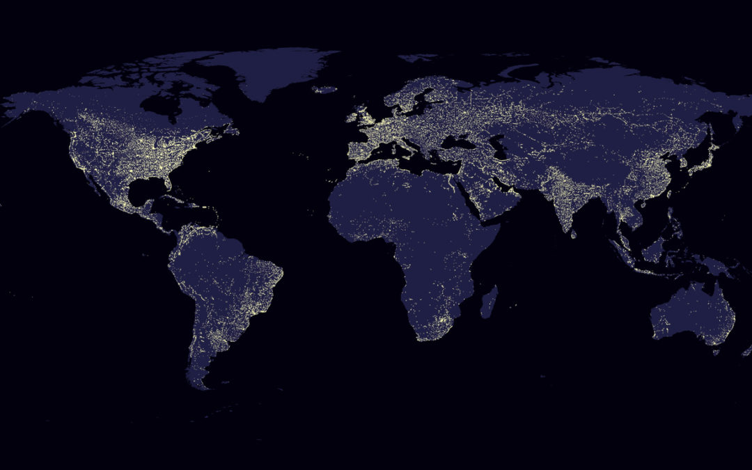 Trends in Global Electrification